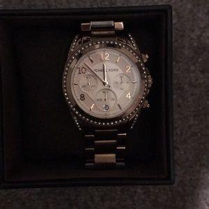 Rose gold Michael Kors Watch. Model # MK5263